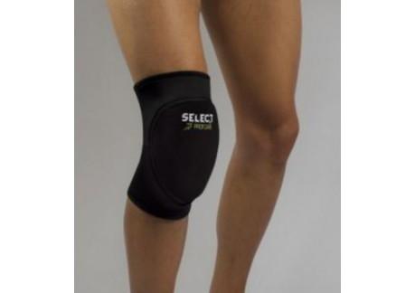 Select knæ support med memory foam