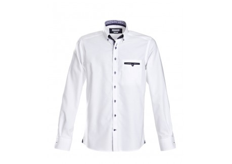 J. harvest and Frost Purple bow 40 (Slim fit)